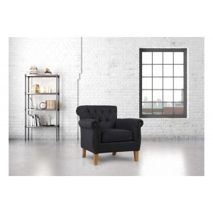 Highgate Steel Armchair
