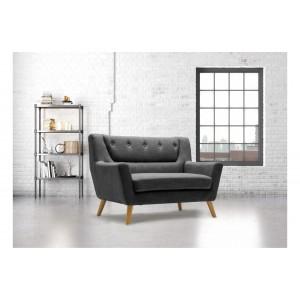 Lambeth Grey 2 Seater Sofa
