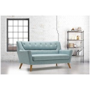 Lambeth Duck Egg 3 Seater Sofa  *Out of Stock - Back Soon*