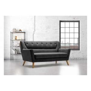 Lambeth Grey 3 Seater Sofa *Out of Stock - Back Soon*