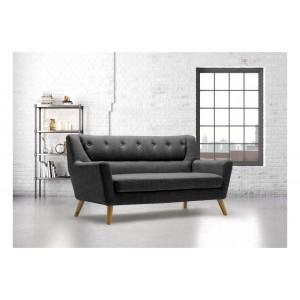 Lambeth Grey 3 Seater Sofa