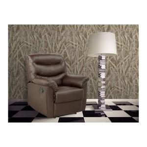 Regency Brown Recliner Chair