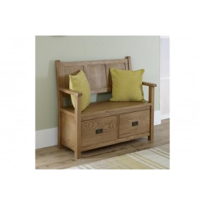 Malvern Monks Bench (Assembled)