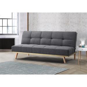Snug Grey Sofa Bed