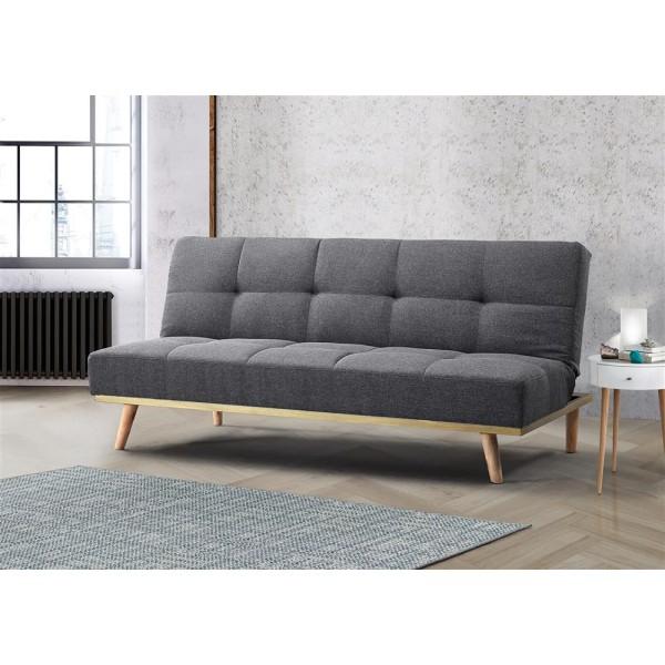 Snug Grey Sofabed