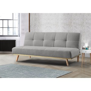 Snug Stone Grey Sofa Bed