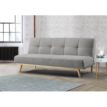 Snug Stone Grey Sofa Bed