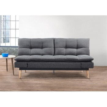 Squish Grey Sofa Bed