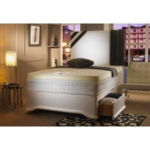 President 1500 Pillow-top Double Ottoman Dreammode Divan