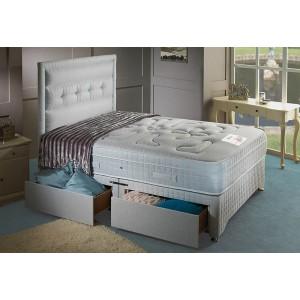 Sheraton 1200 Pillow-top Double Ottoman Dreammode Divan