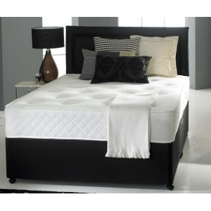 Silk Memory Dual Season Divan Bed