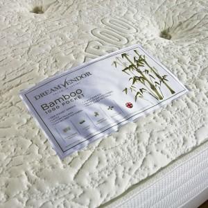 Bamboo Latex 1000 Mattress