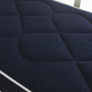 Kids Blue Cotton Mattress