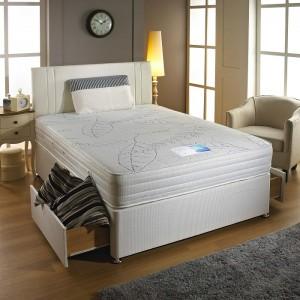 Cooltex Laytech Divan Bed