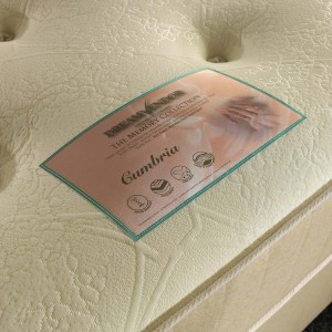 Cumbria Memory Ortho Mattress