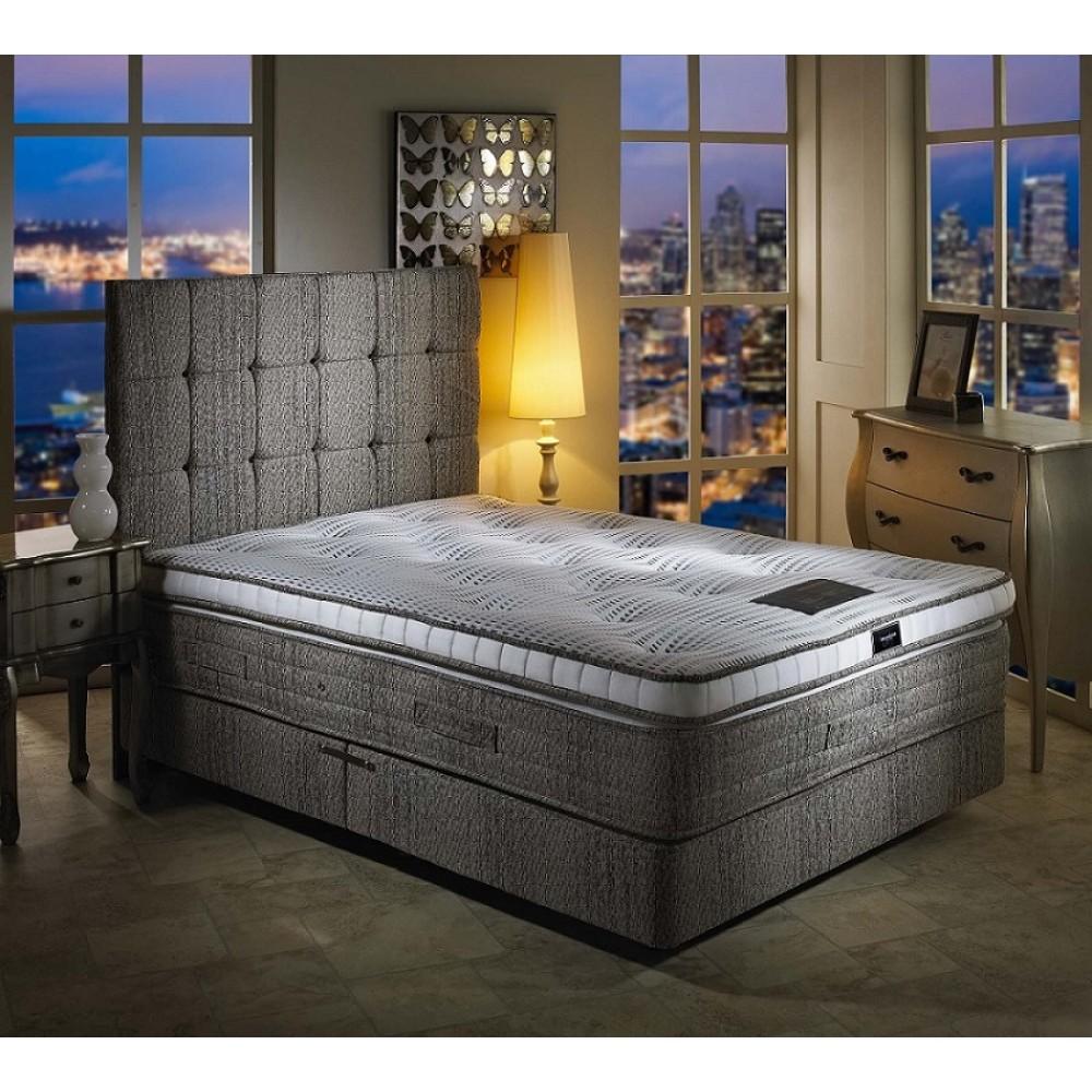 Eden memory 2000 divan bed for Junior divan bed