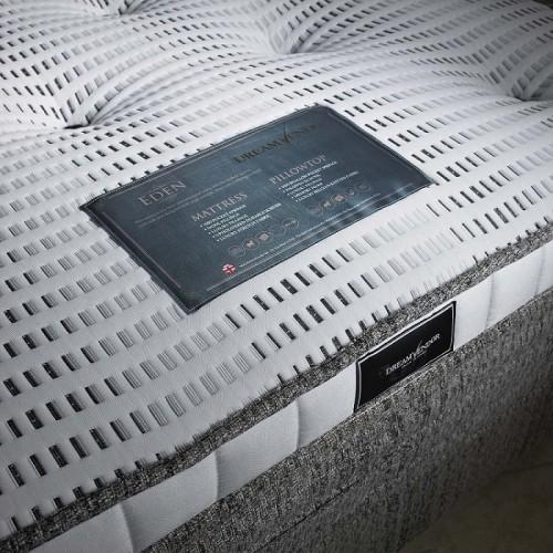Eden Memory 2000 Divan Bed