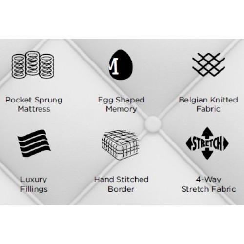 Elegant Memory 3000 Mattress