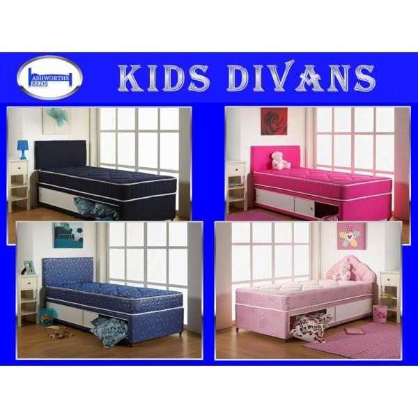 Kids Cotton Divan