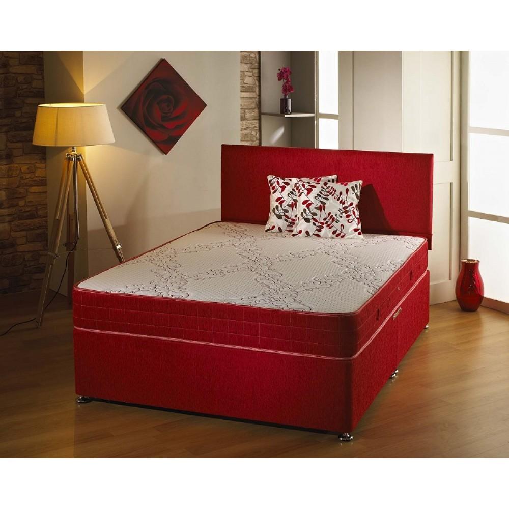Monaco divan bed for Junior divan bed