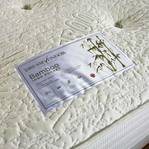 Bamboo 1000 Mattress