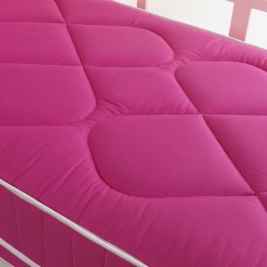 Kids Pink Cotton Mattress