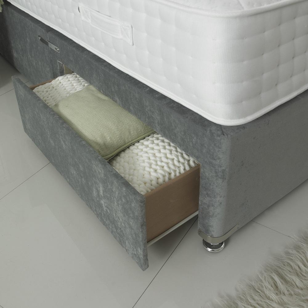 Nimbus Bedroom Furniture Luxury 1000 Divan Bed