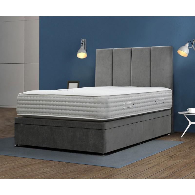 Victoria Ortho Divan Bed