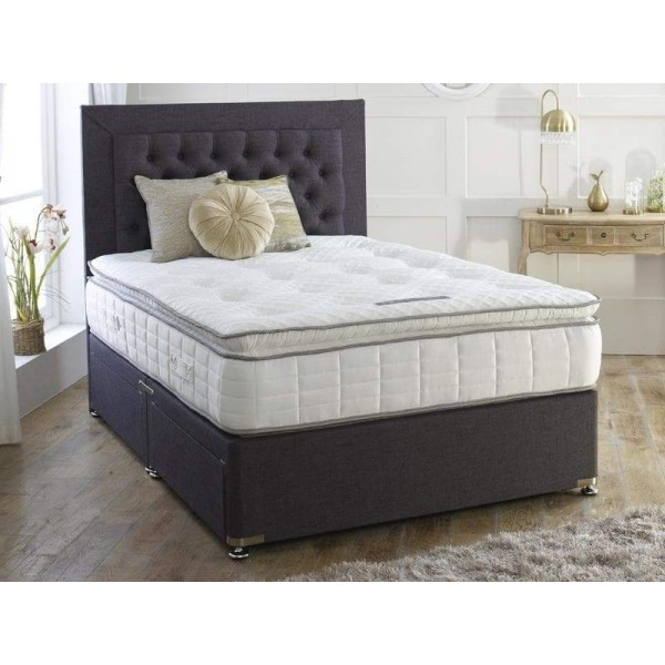 Cagliari Pillowtop 1000 Divan Bed