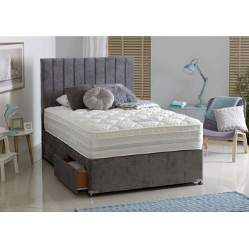 Oxford Memory 1000 Divan Bed