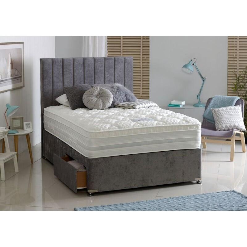 Oxford Memory 1000 Divan Bed