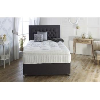 Sicily Pillowtop 2000 Divan Bed