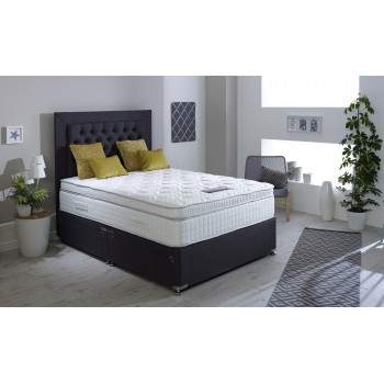 Turin Pillowtop 2000 Divan Bed