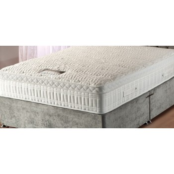 Silver Encapsulated Cool Blue Mattress