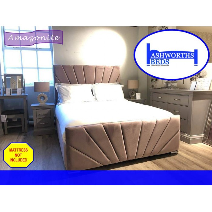 Amazonite Bed