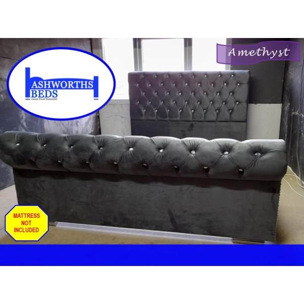 Amethyst Bed