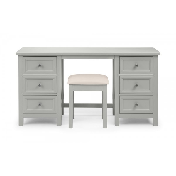 Maine Dove Grey Dressing Table