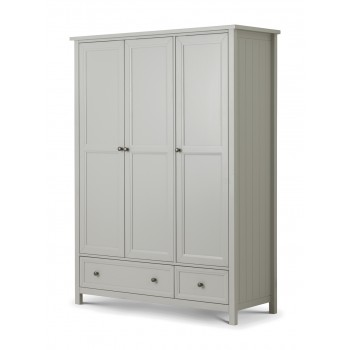 Maine 3 Door Wardrobe