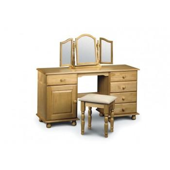 Pickwick Twin Pedestal Dressing Table