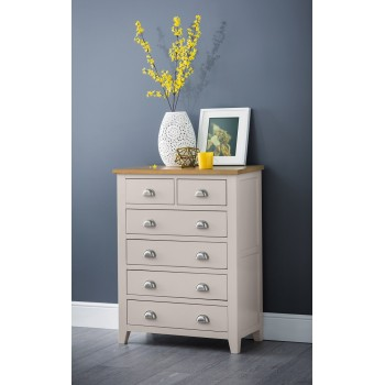 Richmond 4+2 Drawer Chest [Assembled]