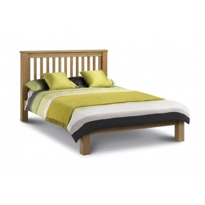 Amsterdam Low End Bed
