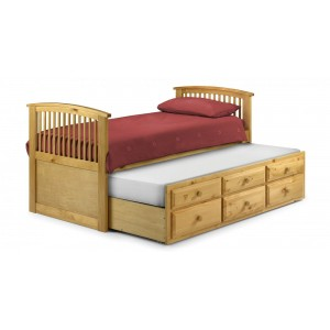 Hornblower Pine Guest Bed