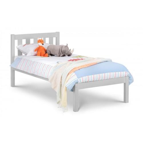 Luna Dove Grey Bed