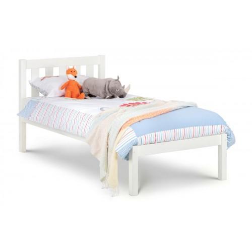 Luna Surf White Bed