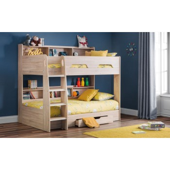 Orion Sonoma Oak Bunk Bed