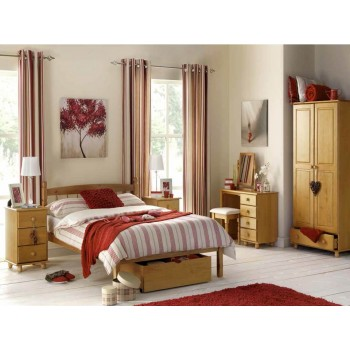 Pickwick Bed  *3ft Out of Stock - Back Soon*