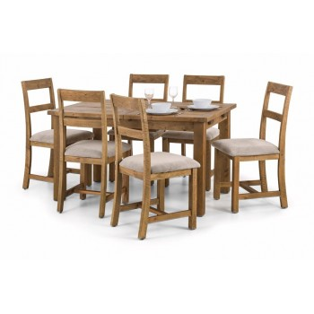 Aspen Dining Set {Table + 6}