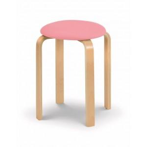 Dandy Pink Stool