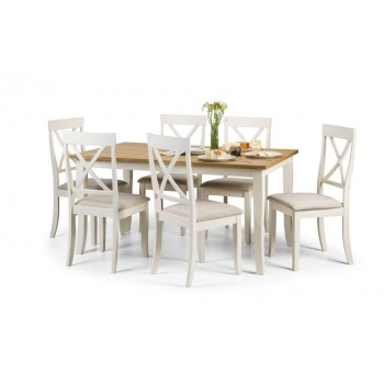 Davenport Rectangle Dining Set {Table + 6}*Out of Stock - Back Soon*