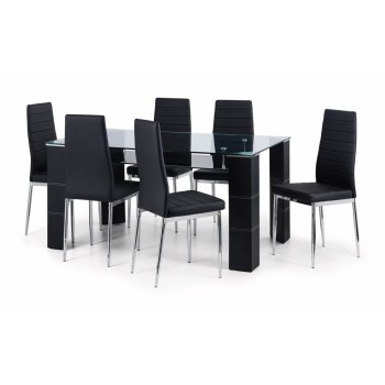 Greenwich Dining Set {Table + 4} *Out of Stock - Back Soon*